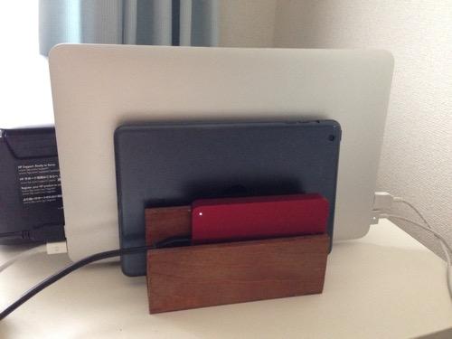 Mac バックアップ用に外付けハードディスクを購入(BUFFALO HD-PNF1.0U3-BR/N)